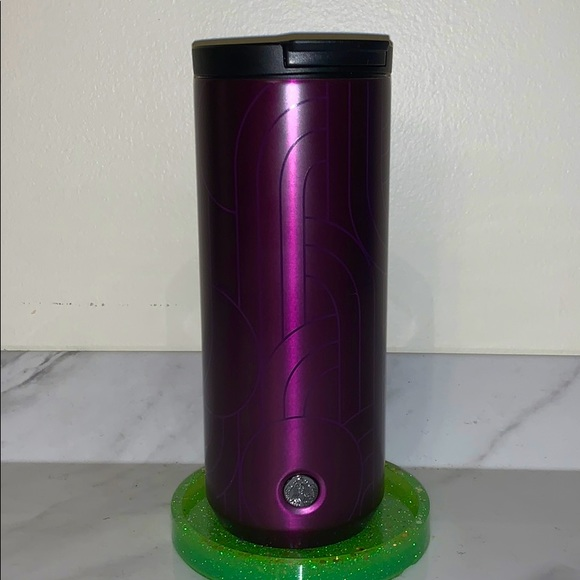 Starbucks plum insulated tumbler